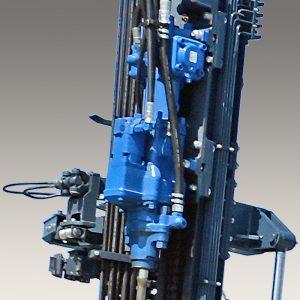 HD822 Drifter attached to a machine   Furukawa FRD